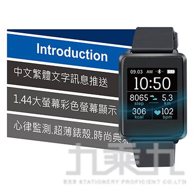人因ERGOLINK心律智慧監測運動手錶 MWB214K