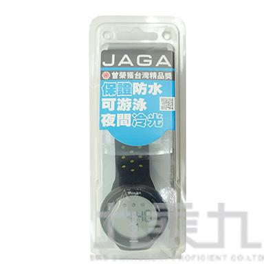 捷卡冷光電子中性錶 M1185-AF1