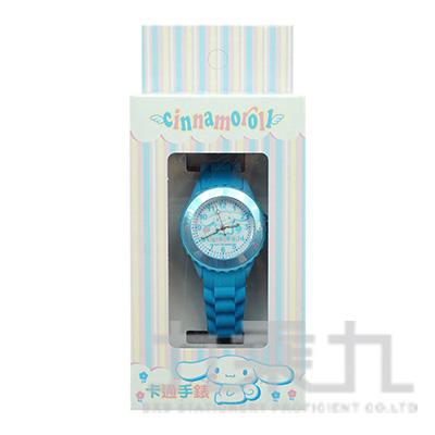大耳狗卡通石英錶(淺藍) S7-1013C