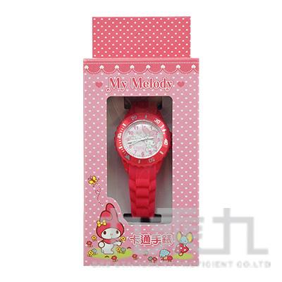 美樂蒂卡通石英錶(桃紅) S7-1019M