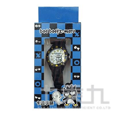 酷企鵝卡通石英錶(黑) S7-1032B