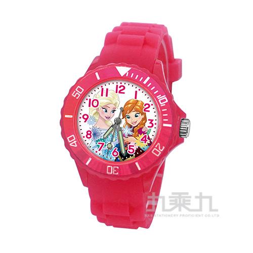 冰雪奇緣兒童矽膠錶-U5-3081(紅色)