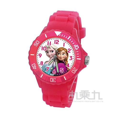 冰雪奇緣兒童矽膠錶-U5-3082(紅色)