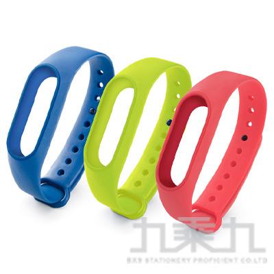 E-books V4智慧手環錶帶-螢光綠