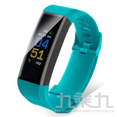 E-books V5智慧手環錶帶-湖水綠