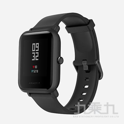 Amazfit華米青春版Lite智能運動心率智慧手錶-曜石黑