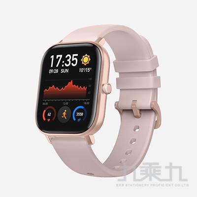 Amazfit華米GTS魅力版智能運動心率智慧手錶-玫瑰金