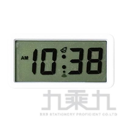 LCD數位顯示鬧鐘 Z-927