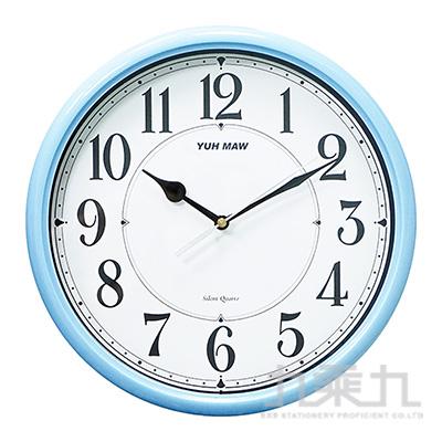 12吋高級色彩框靜音時鐘 SC-YW1202