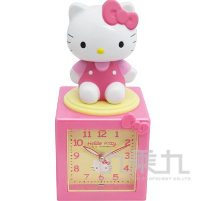 Hello Kitty動感紓壓音樂鬧鐘JM-E500KT