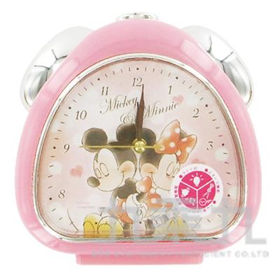 日本迪士尼卡通人物鬧鐘-米奇米妮DN-5520098MM