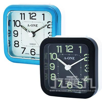 電鍍亮框旅行小鬧鐘 TG-0149