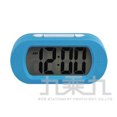 NAKAY簡約風LCD電子鐘 NCL-60