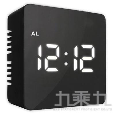 KINYO 多功能鏡面電子鐘 TD392