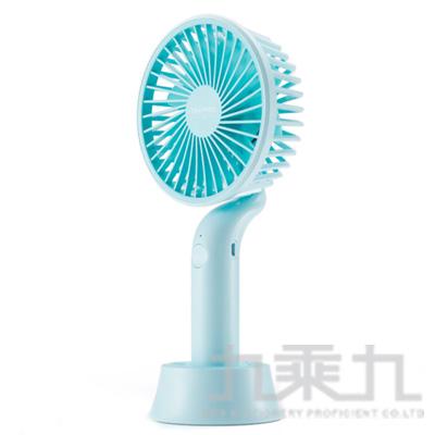 ONPRO 時尚隨行手風扇(水漾藍)