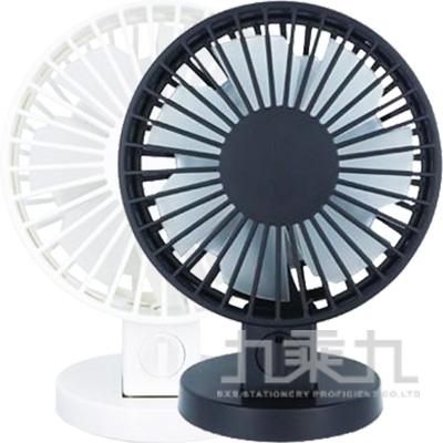 FAN-262 靜音雙葉風扇白/黑