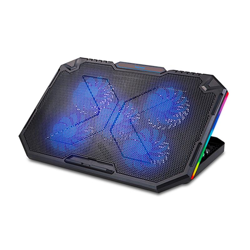 Esense G10 RGB電競筆電散熱墊