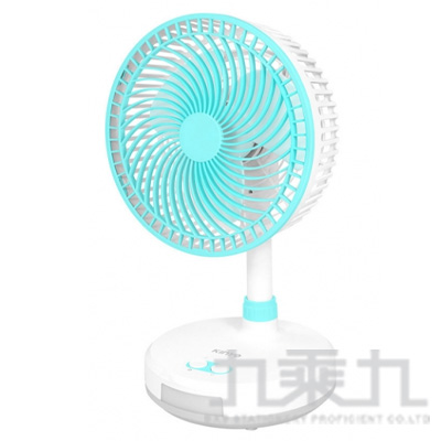 KINYO 8吋充電風扇 CF-885