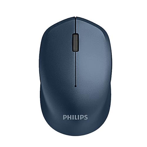 飛利浦無線滑鼠(藍) SPK7344U