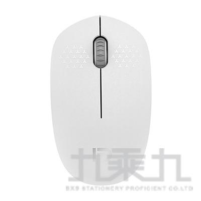 2.4G無光無線滑鼠-白 i210-W