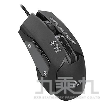 Hawk H550 盔甲蟲電競遊戲滑鼠 12-AGMR550RGA