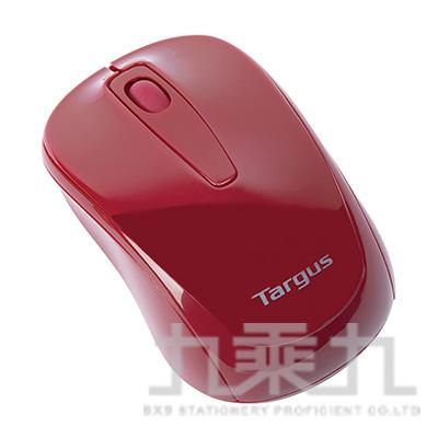 Targus W600無線光學滑鼠-紅