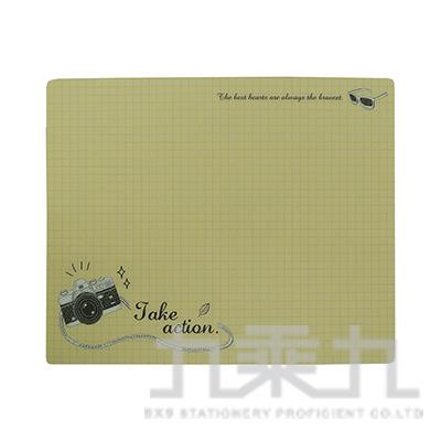 滑鼠墊-黃機 GD006-04