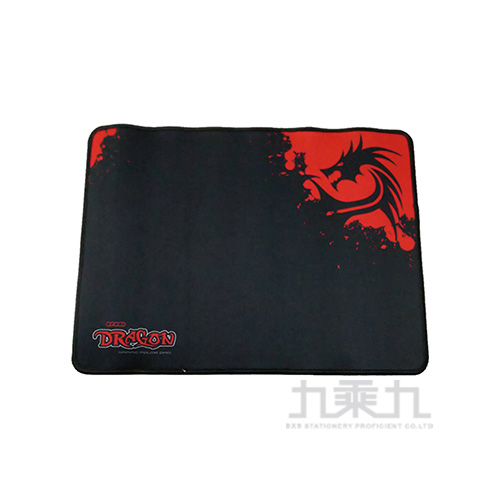 GAMING專業滑鼠墊(紅) AG-SD07