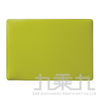 USE ME A4皮質滑鼠墊(綠) SPB-37A