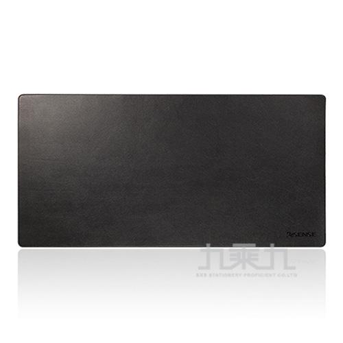 Esense 時尚玩家桌墊鼠墊L(黑色) 05-FDP900BK