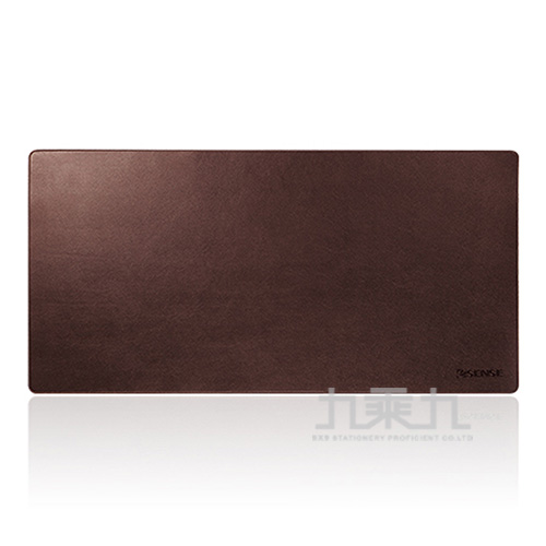 Esense 時尚玩家桌墊鼠墊L( 深咖啡) 05-FDP900DC