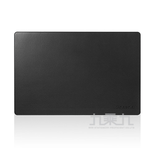 Esense 時尚玩家桌墊鼠墊M(黑色) 05-FDP600BK
