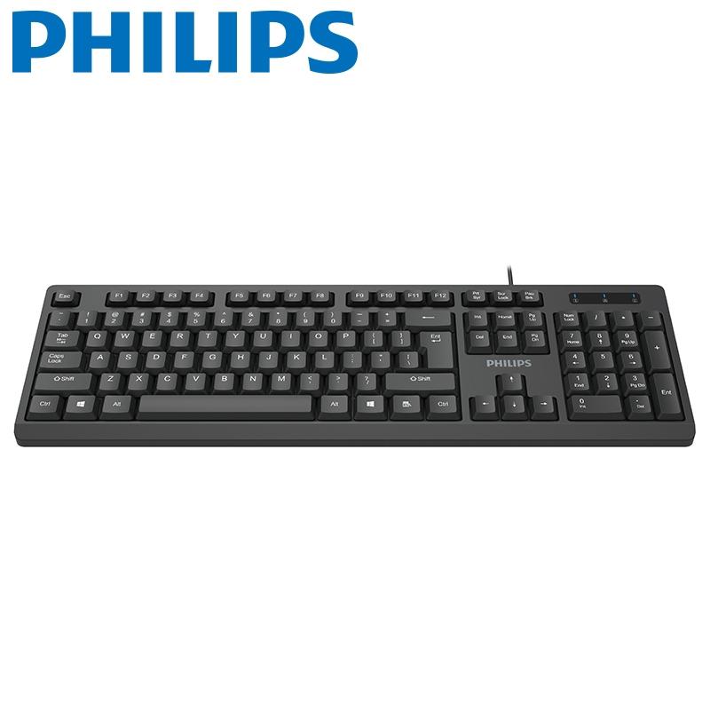 PHILIPS飛利浦有線鍵盤 SPK6234