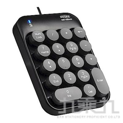 INTOPIC 打字機數字鍵盤 KBD-N70