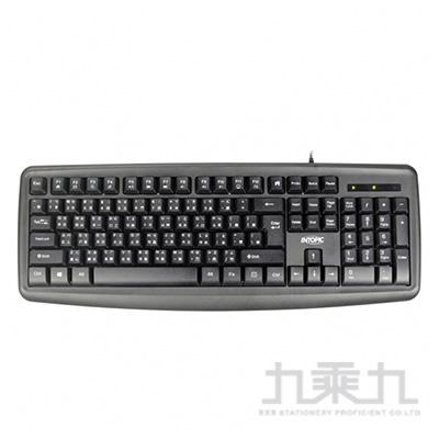 INTOPIC KBD-79 USB多媒體標準鍵盤