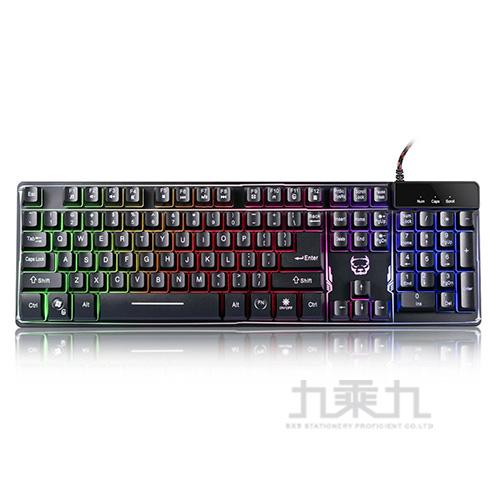 惡霸電競RGB鍵盤K7 D2A-2Z-0001