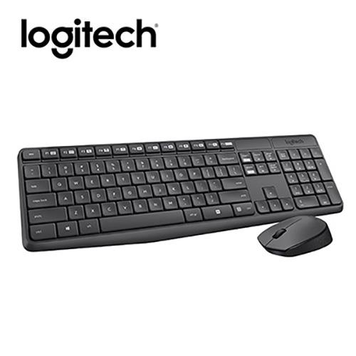 羅技 MK235 無線滑鼠鍵盤組