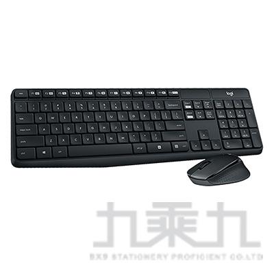 羅技 Logitech MK315無線靜音鍵盤滑鼠組