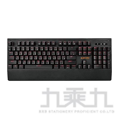 KINYO 青軸機械鍵盤 GKB-2100
