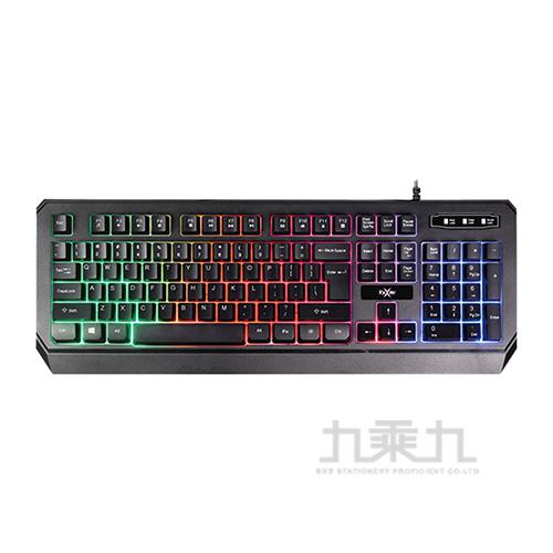 FOXXRAY FXR-BKL-39奇點戰狐電競鍵盤