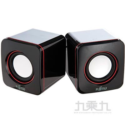 富士通USB供電多媒體喇叭(PS-110)
