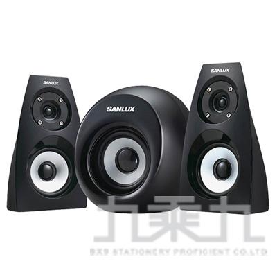 95#SANLUX台灣三洋2.1聲道AC重低音喇叭 SYSP-313