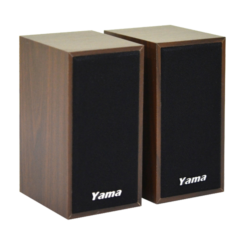 YAMA YA-2000木質喇叭-棕 SKYA-2000BO