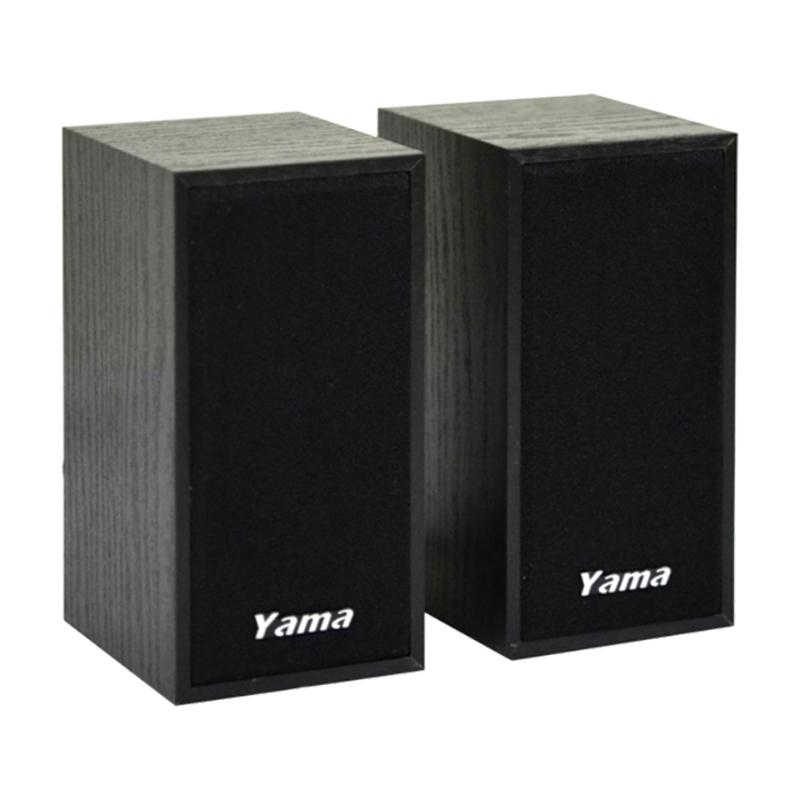 YAMA YA-2000木質喇叭-黑 SKYA-2000BK