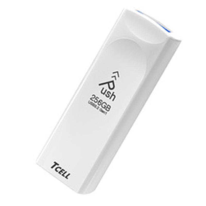 TELL冠元 USB3.2 Gen1推推碟256GB