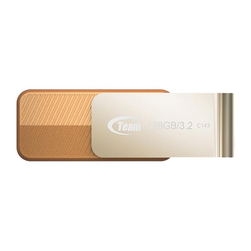 Team十銓C143 USB3.2時尚百炫碟128GB
