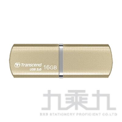創見3.1隨身碟JF820G 16G/香檳金(可選刻字或無刻字版)