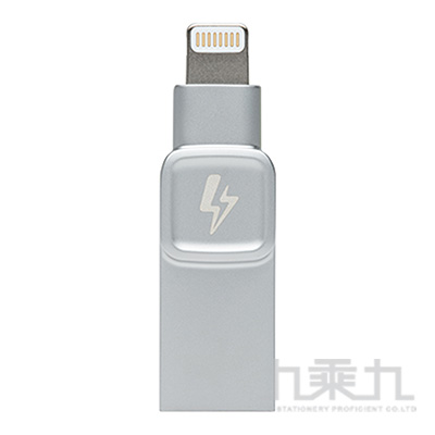 金士頓 iOS雙頭隨身碟Bolt Duo 128GB 9-UFD-KST-BOLT
