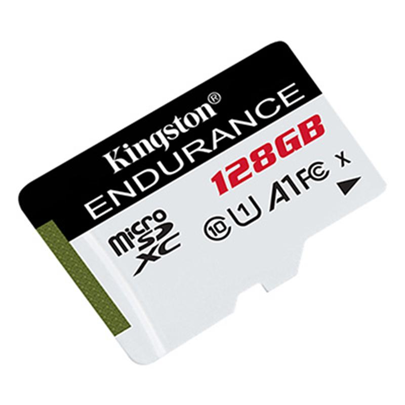 金士頓 高效能microSDXC C10 (U1)128GB 高效耐用記憶
