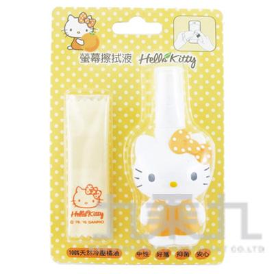 99#Hello Kitty公仔造型螢幕擦拭液 MT-162KT